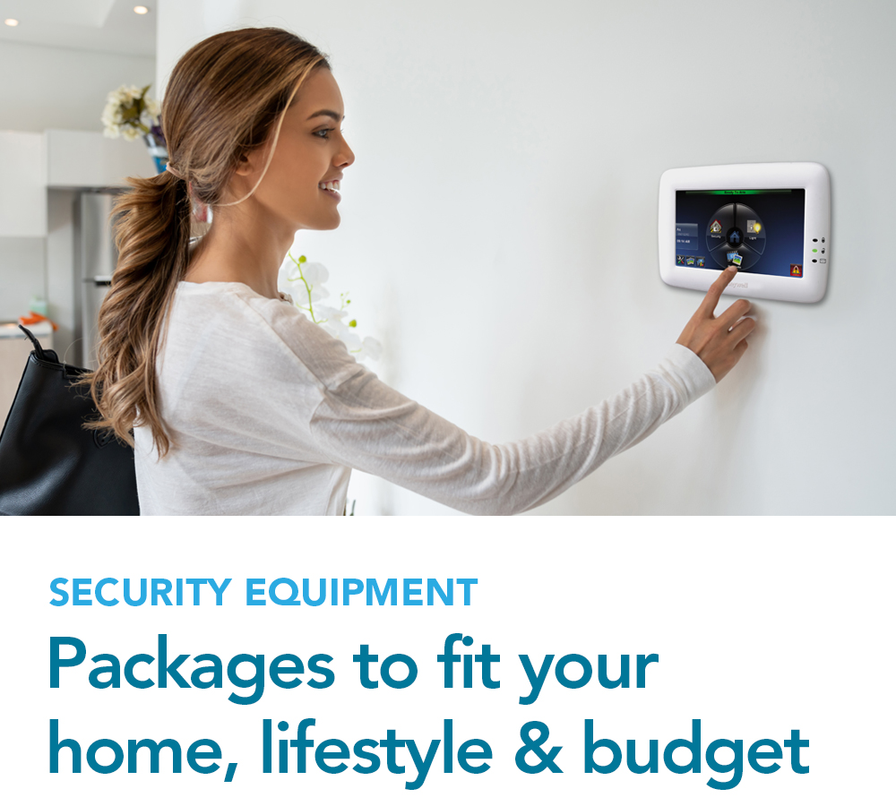 Packages to fit your home lifestyle and budget
