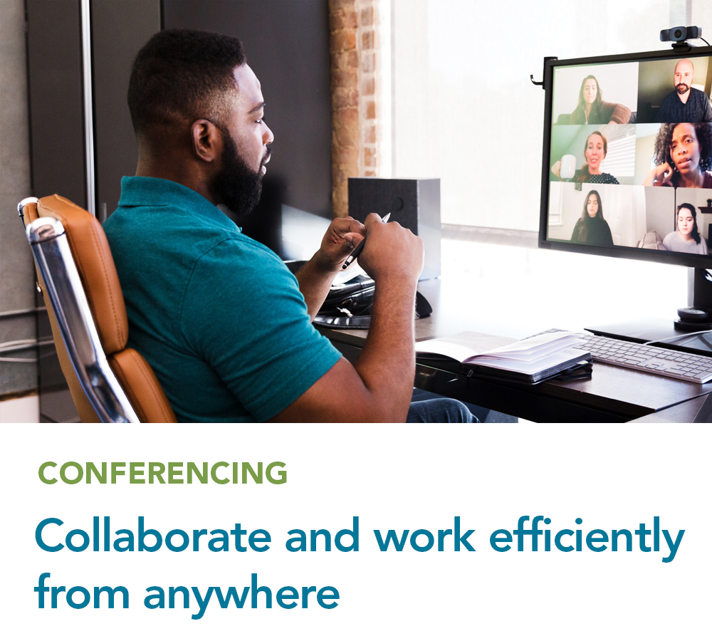Collaborate and work efficiently